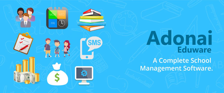 Adonai Eduware School Management System